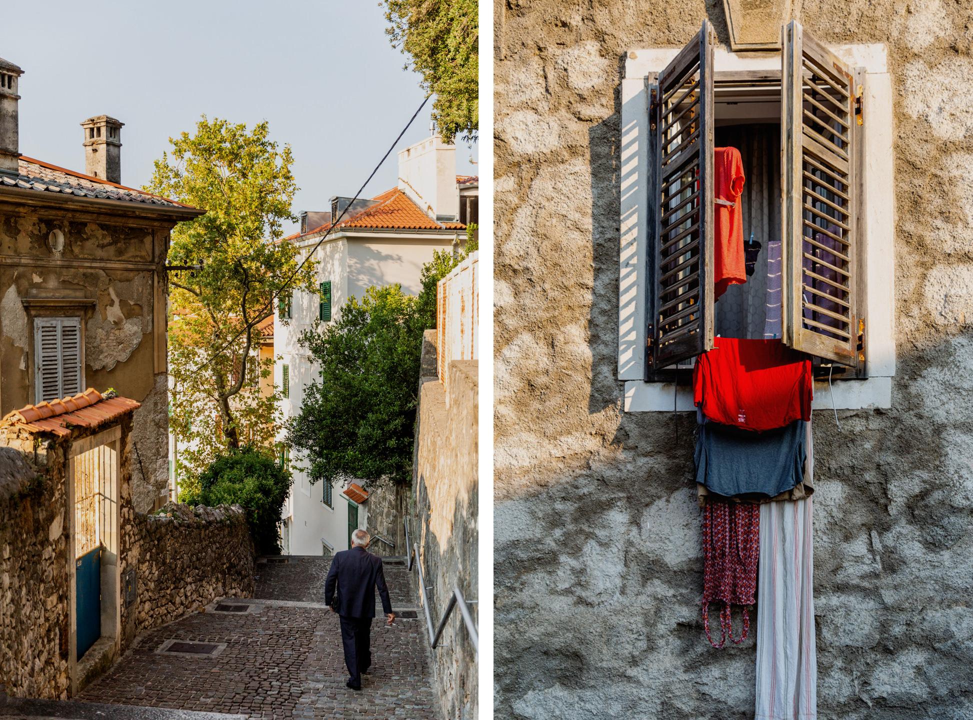 Rijeka streets photography