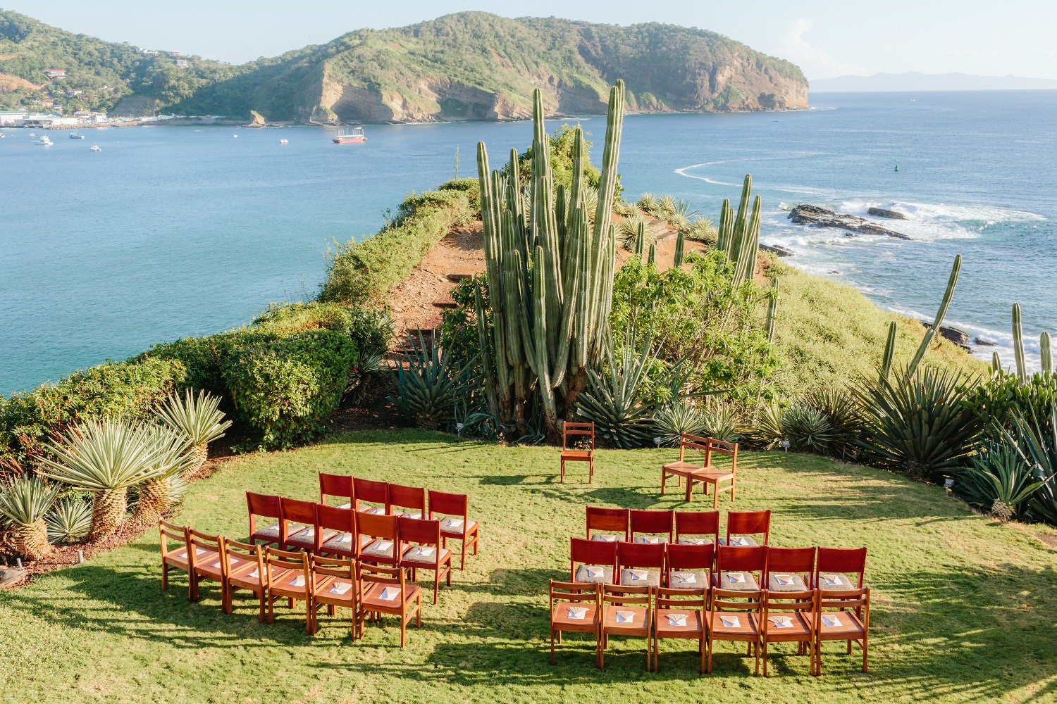 Best wedding venue on the beach in Nicaragua