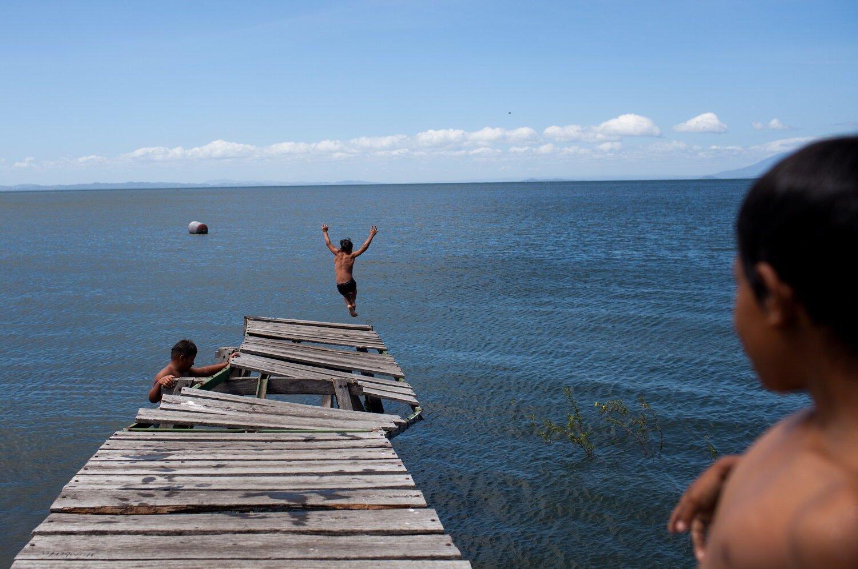 Ometepe Island Kids - documentary photography Nicaragua-Exposure.jpg