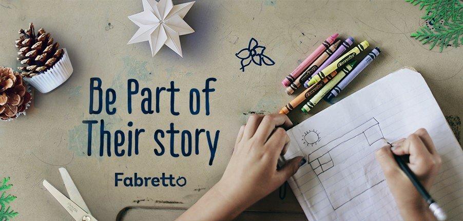 Christmas Campaign |  Fabretto Children's Foundation