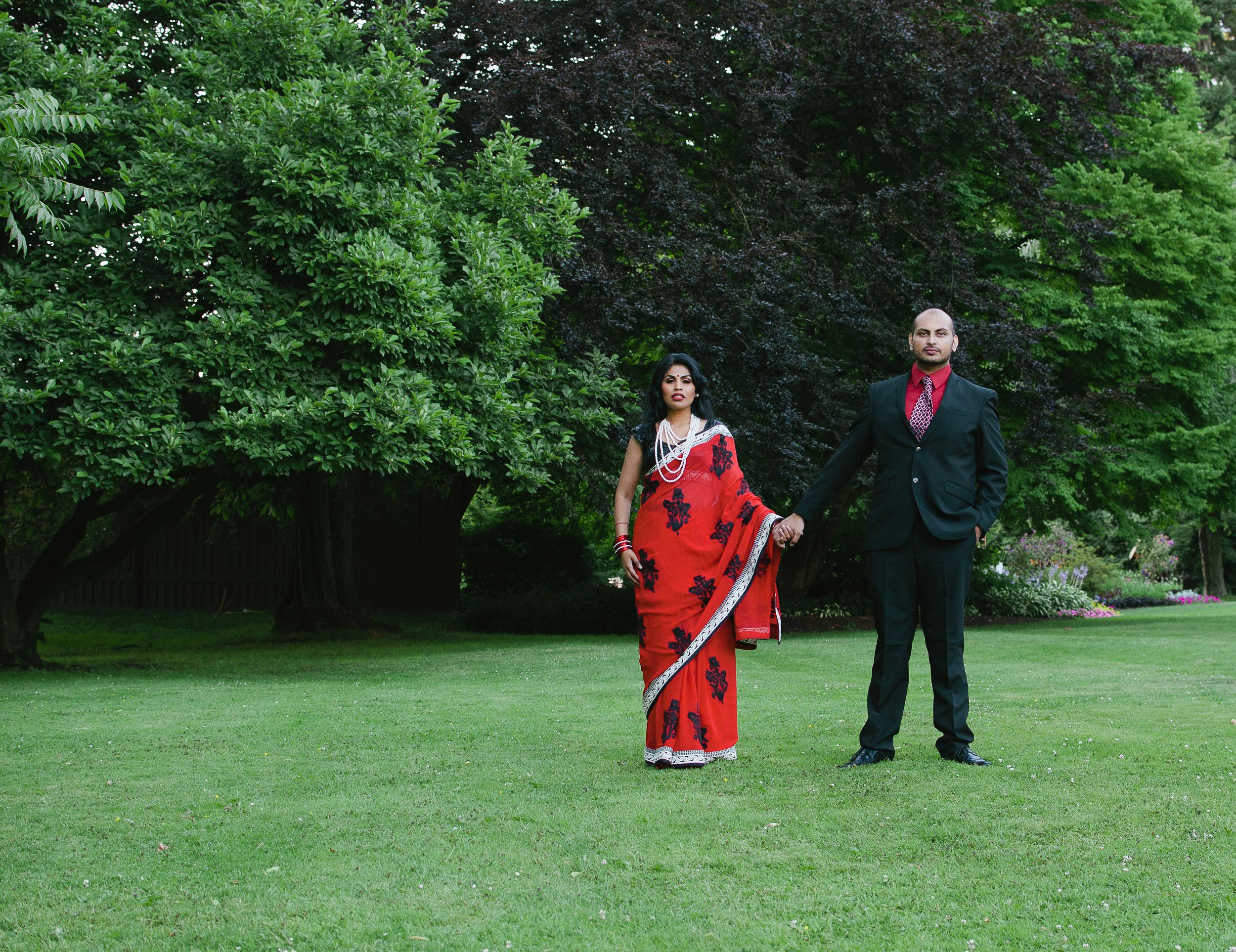 Amresh + Salona_Katie Powell Photography Vancouver Engagement Stanley Park Portraits-13.jpg