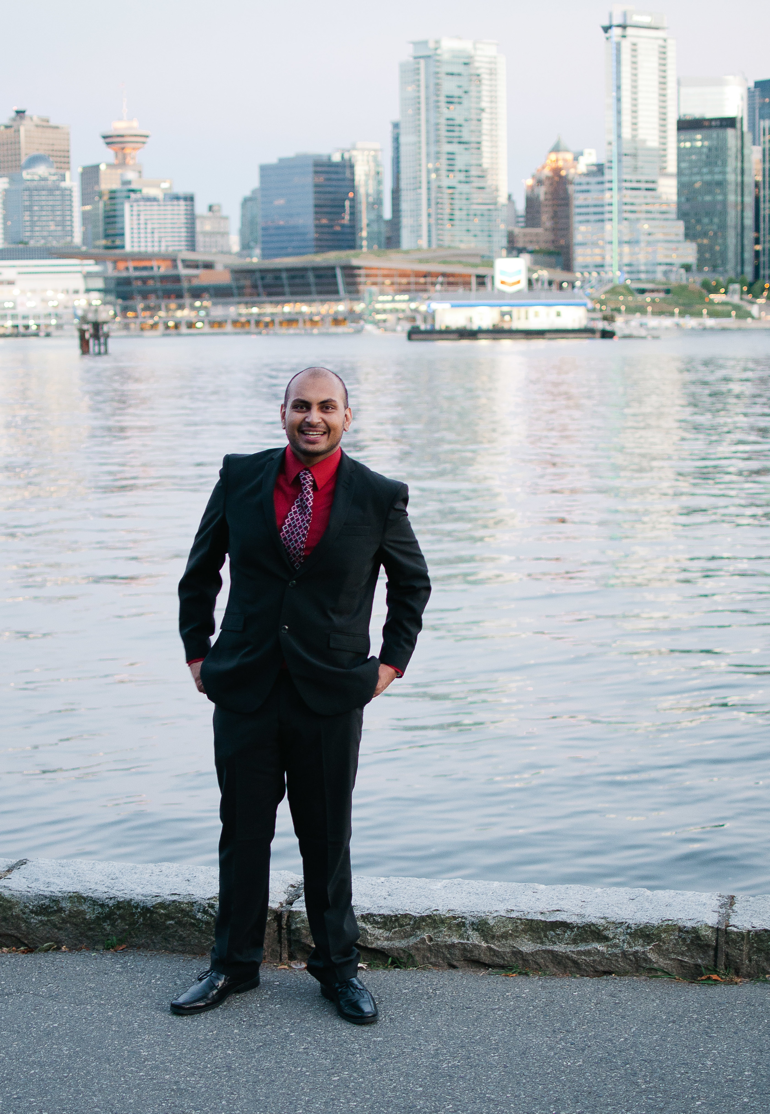 Amresh + Salona_Katie Powell Photography Vancouver Engagement Stanley Park Portraits-23.jpg