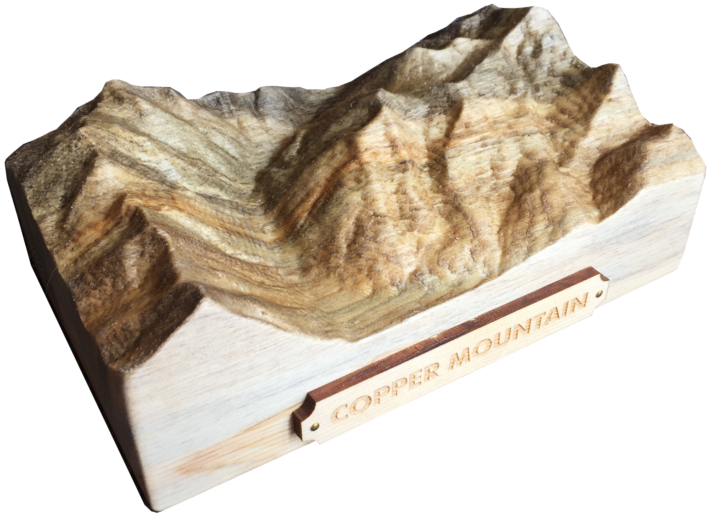 Copper Mountain Gift Carving.jpg