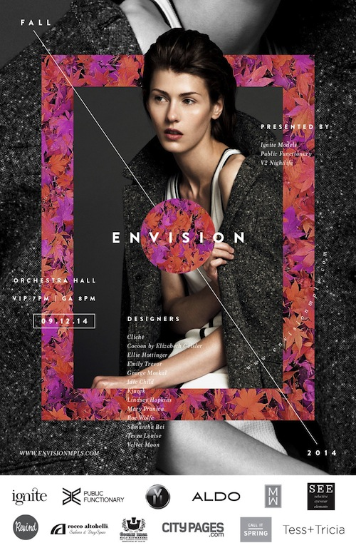 Envision Fall 2014 Poster