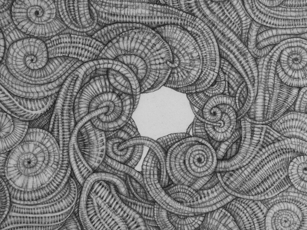 Black Sun(detail)