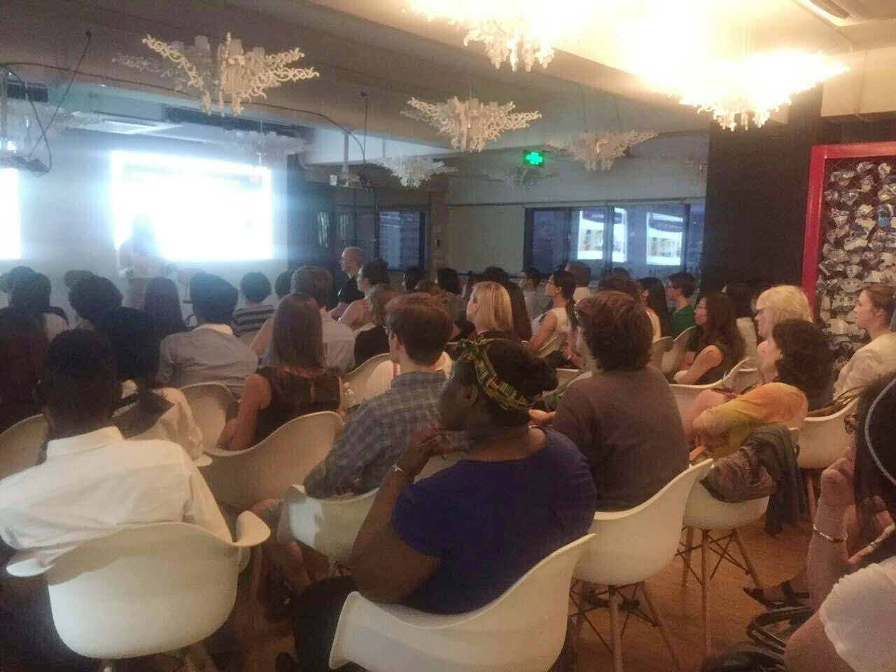 Networking How-to's with Beijing Woman's Network