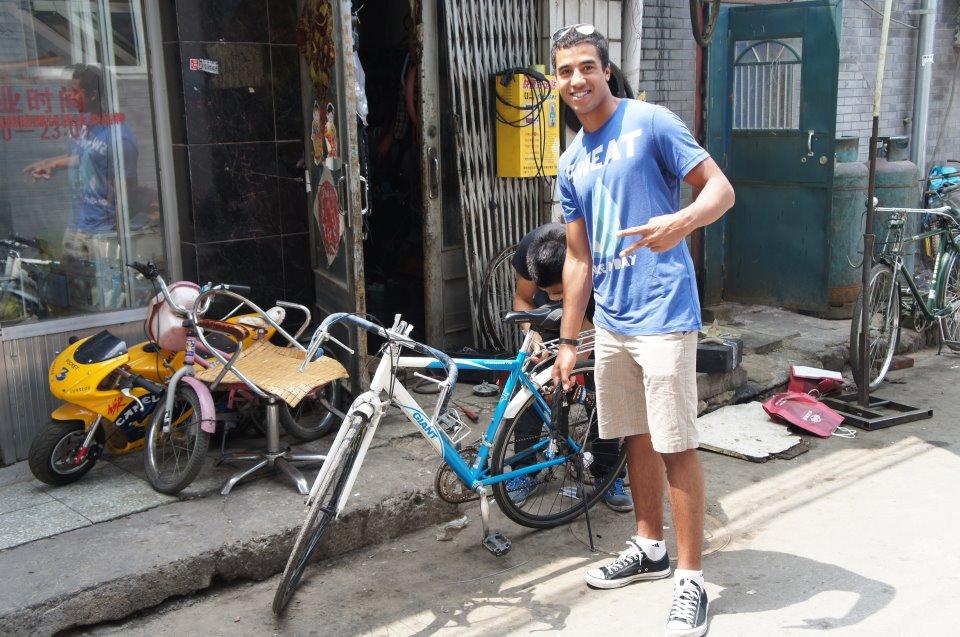 Helping Alex buy a Bike