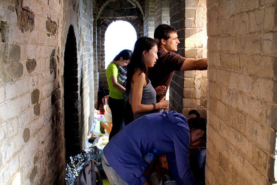 Great Wall Camping