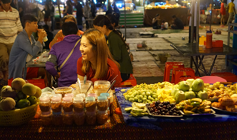 Night Market Snacks