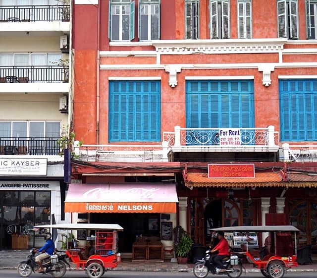 The welcoming and whimsical feel of Phnom Penh ❤️❤️ . . . #cambodia #phnompenh #phnompenhlife #cambodiatravel  #worldexplorer #travelfar #wanderoften #letsflyaway #travelerlife #travelpassion #femmetravel #mytinyatlas #explorerbabes #gltlove #pinktrotters  #theasiacollective #travelcommunity #travelobsessed  #dreamscape #borntotravel  #internship #internshipprogram