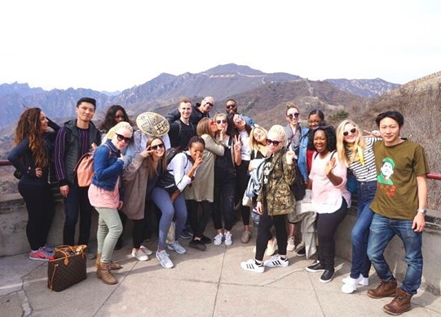 It's not a proper #Beijing trip until you've been to the Great Wall! #philau . . . #studyingabroad #abroadlife #yearabroad #semesterabroad #studyabroadlife #internabroad #internshipabroad #girlsabroad #greatwall #theasiacollective #travelcommunity #travelobsessed  #dreamscape #borntotravel  #travelandlife #explorers