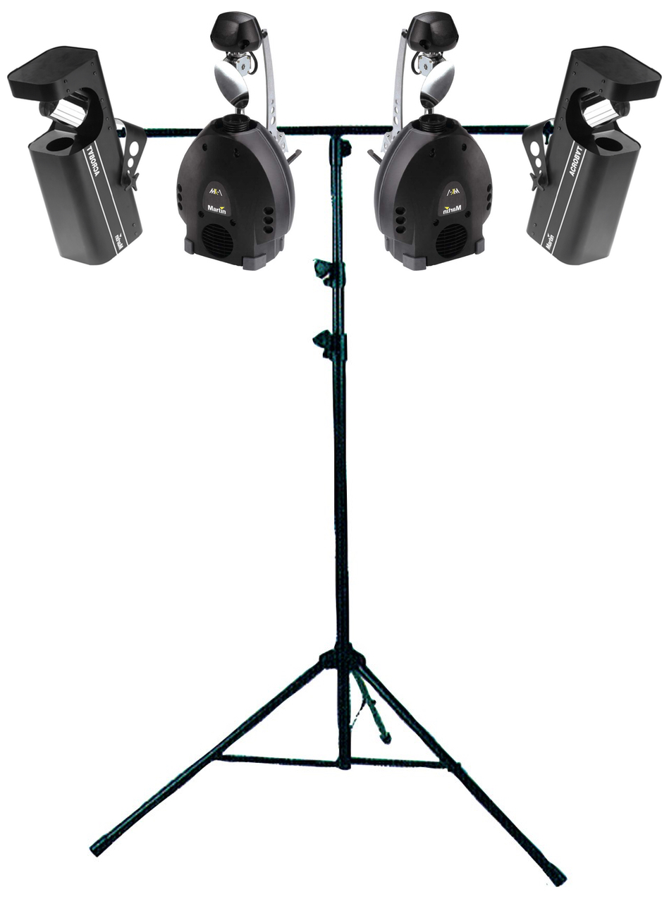 2X MX1 2X ACROBAT ON A T-STAND $150