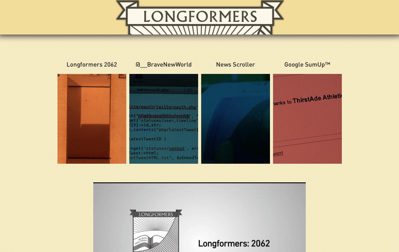 Longformers Website