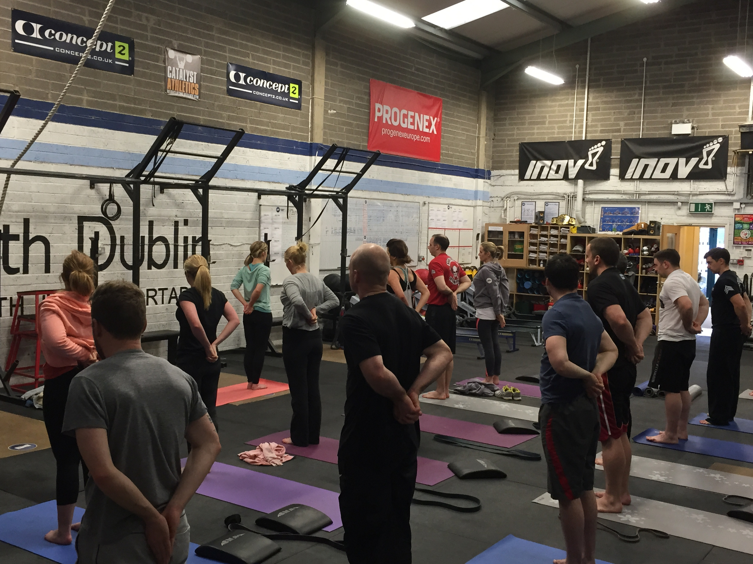 Yoga for Athletes at Performance Therapy Ireland, Malahide