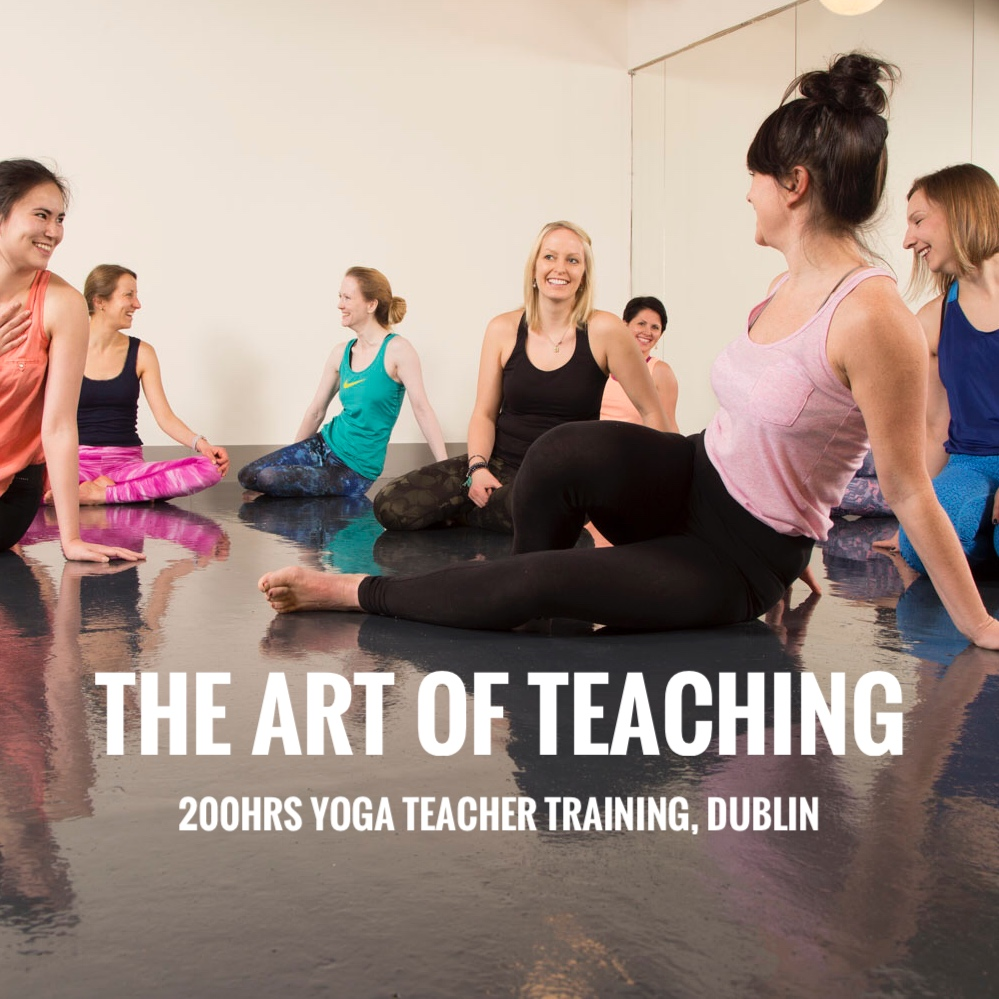 Yoga Teacher Training Dublin