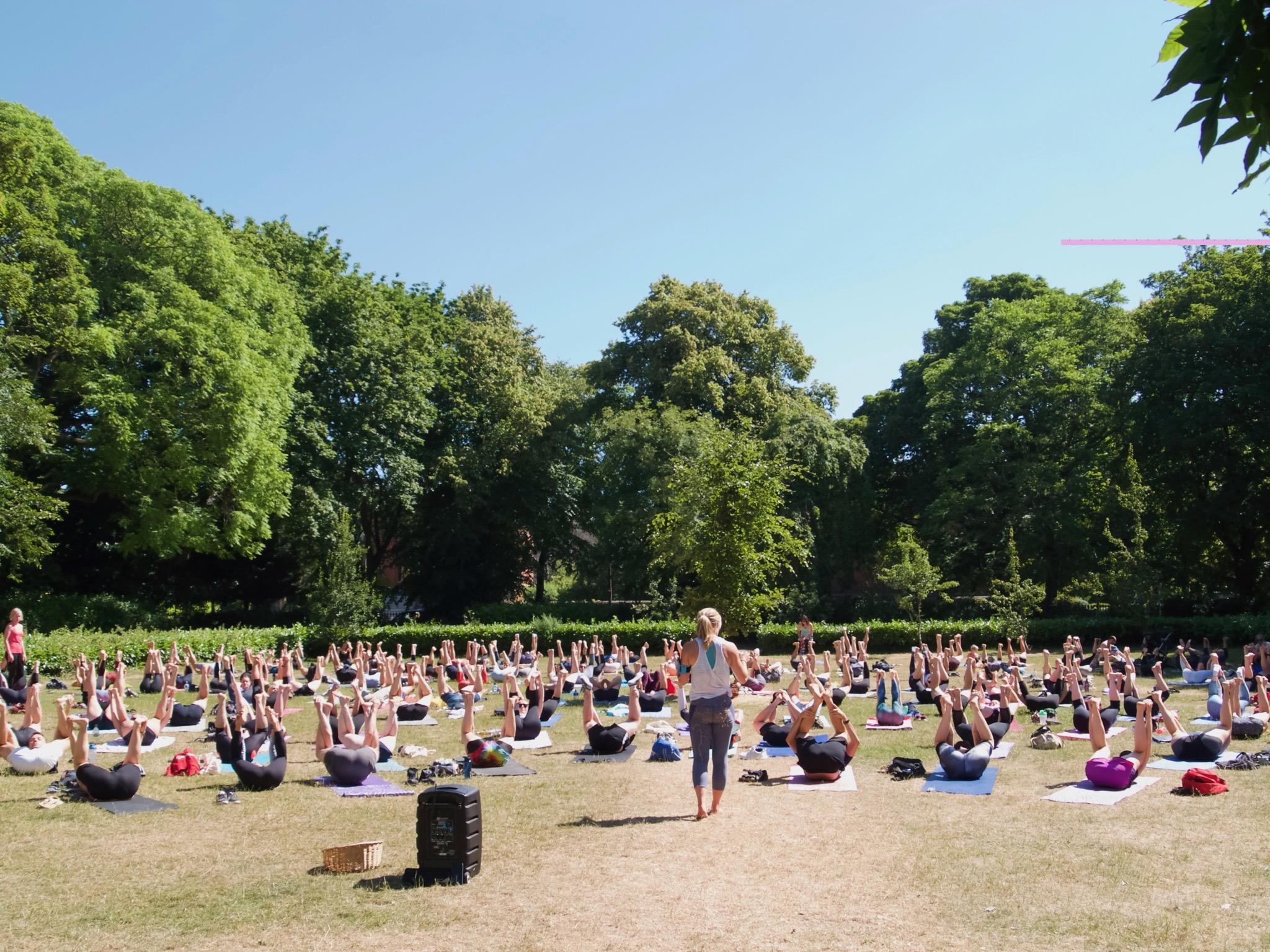 Happenings Yoga, Dublin