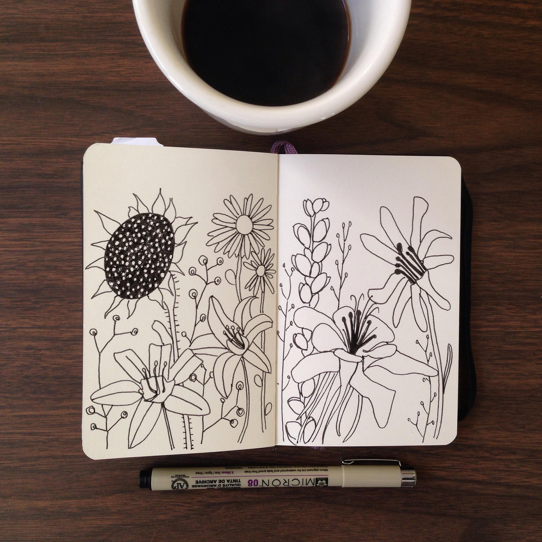 69/365   year of creative habits