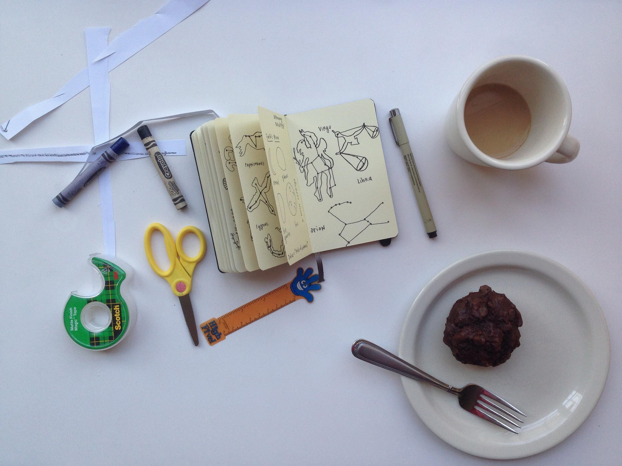 chaos 109 | year of creative habits