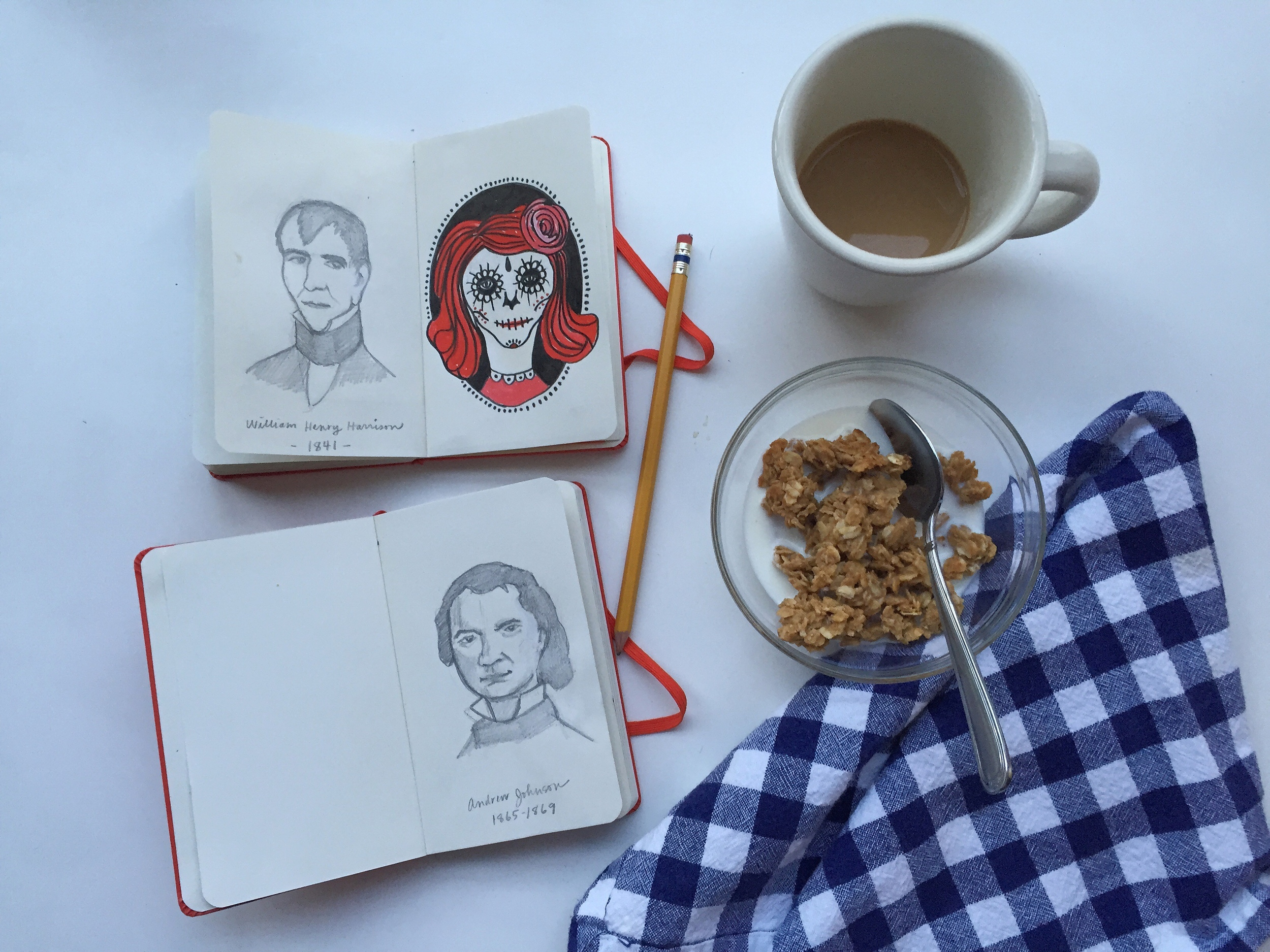 johnson & harrison | year of creative habits