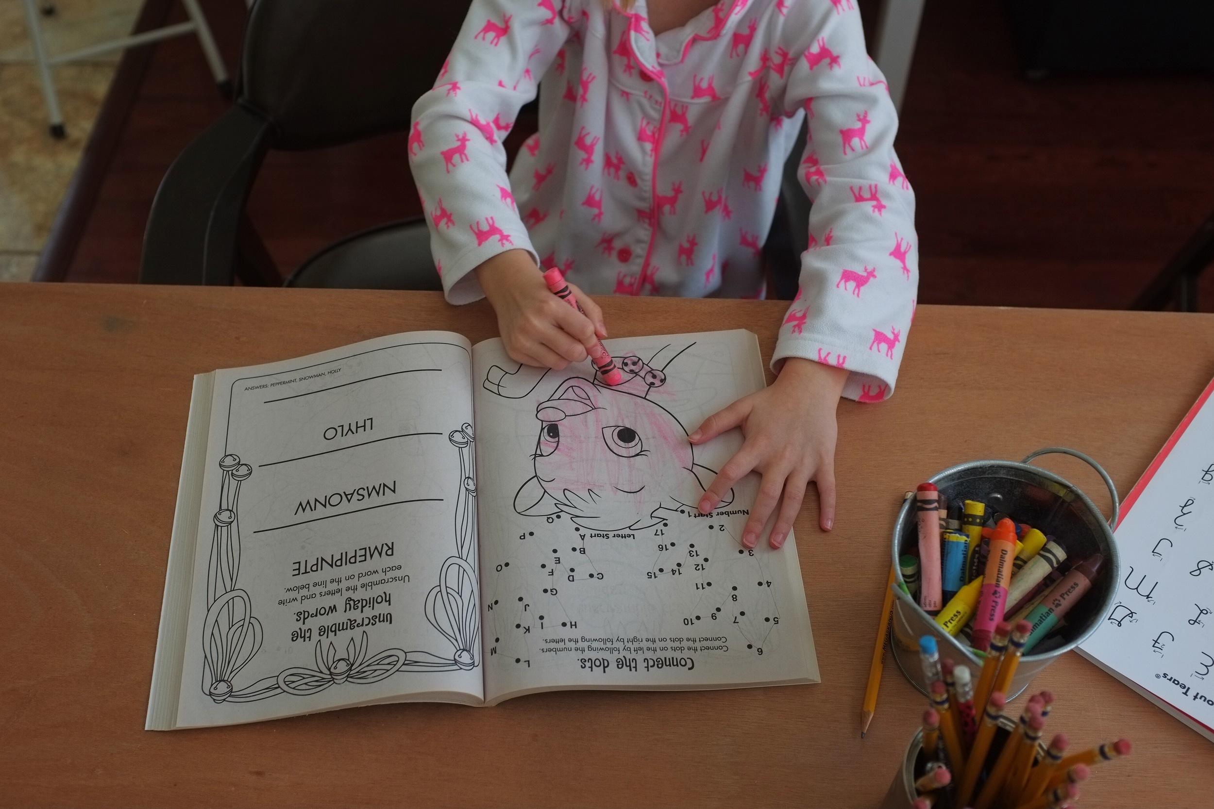 homeschool   year of creative habits