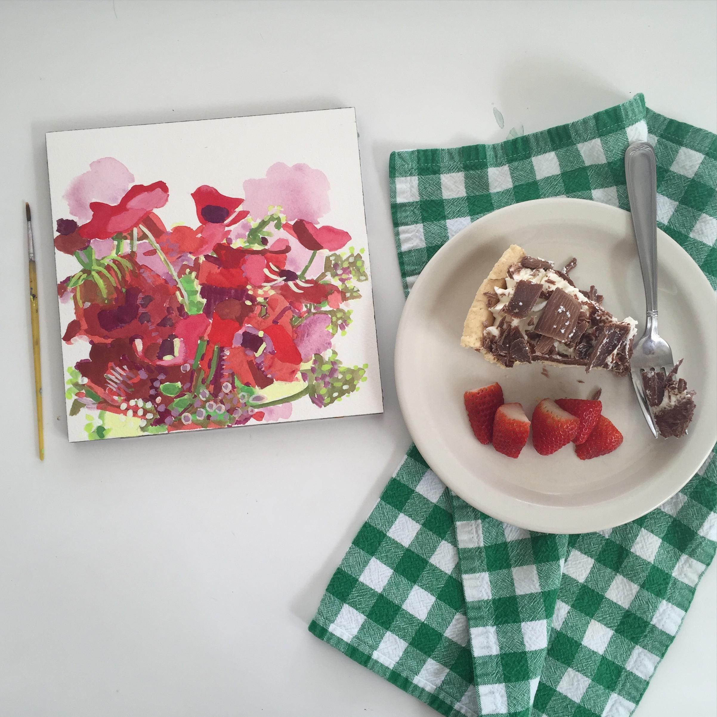 dessert   year of creative habits