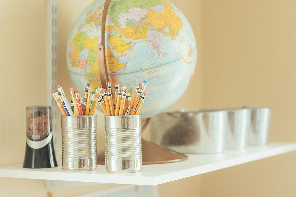 globe   year of creative habits