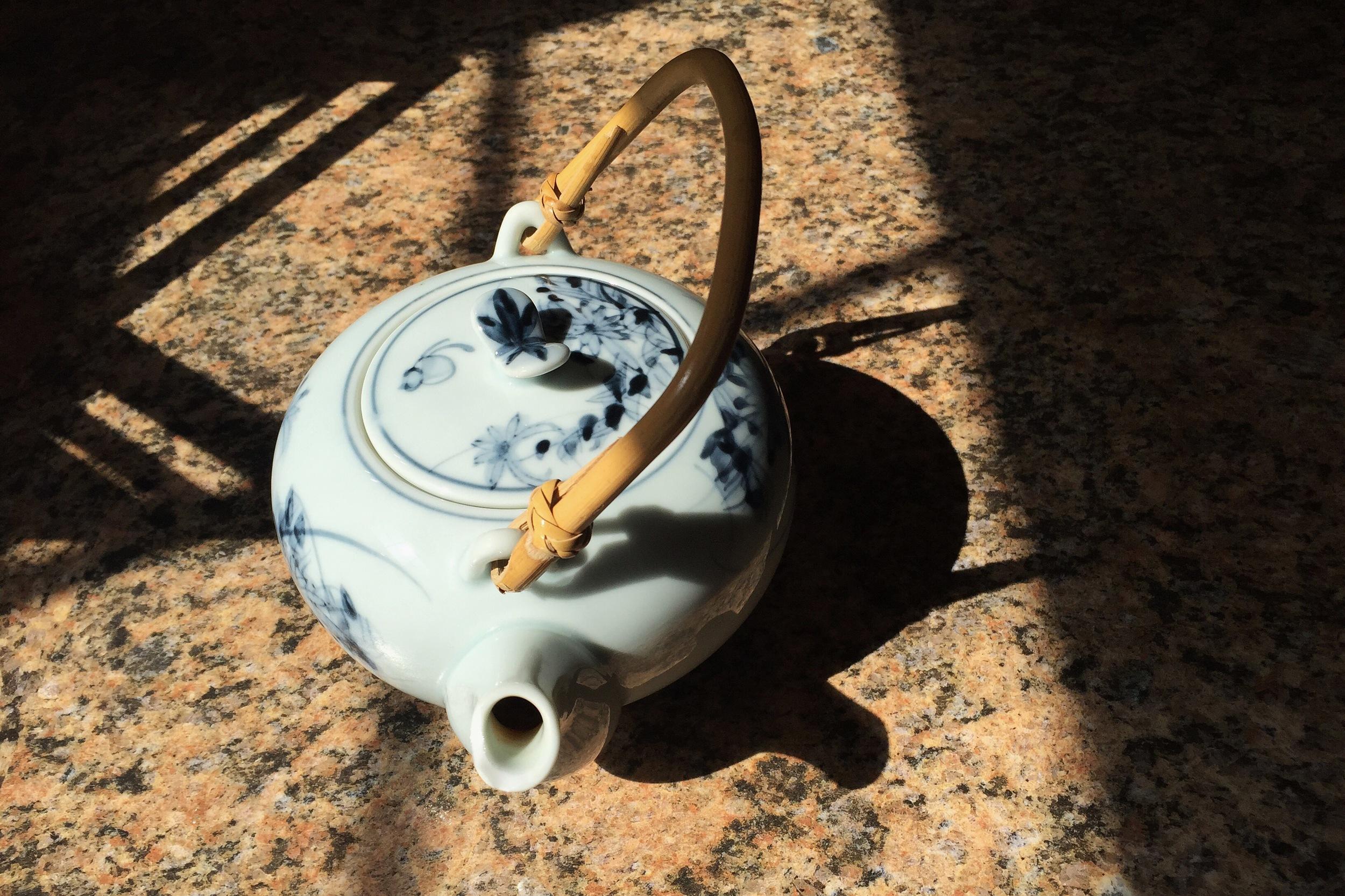 teapot   year of creative habits