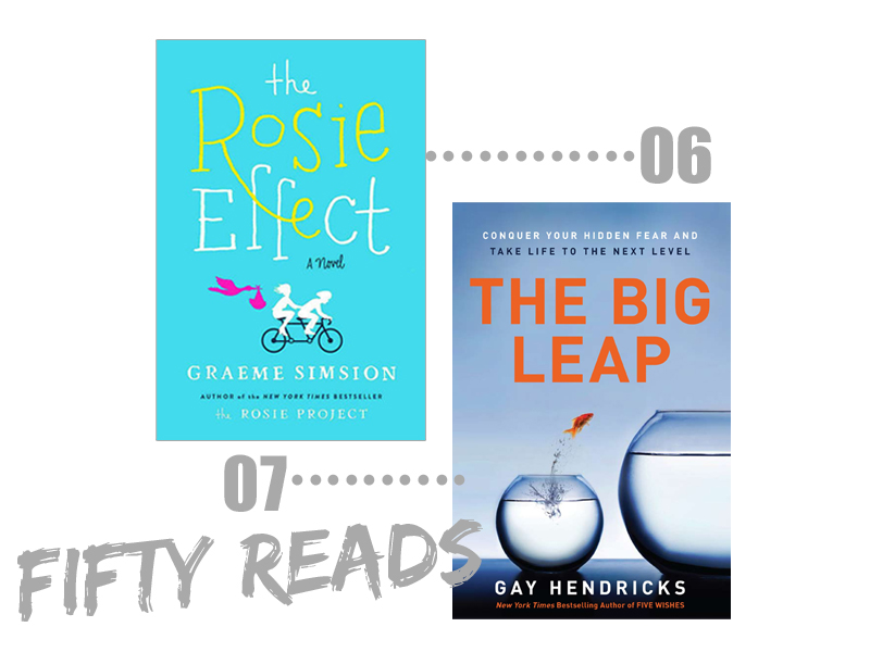 fifty reads   year of creative habits