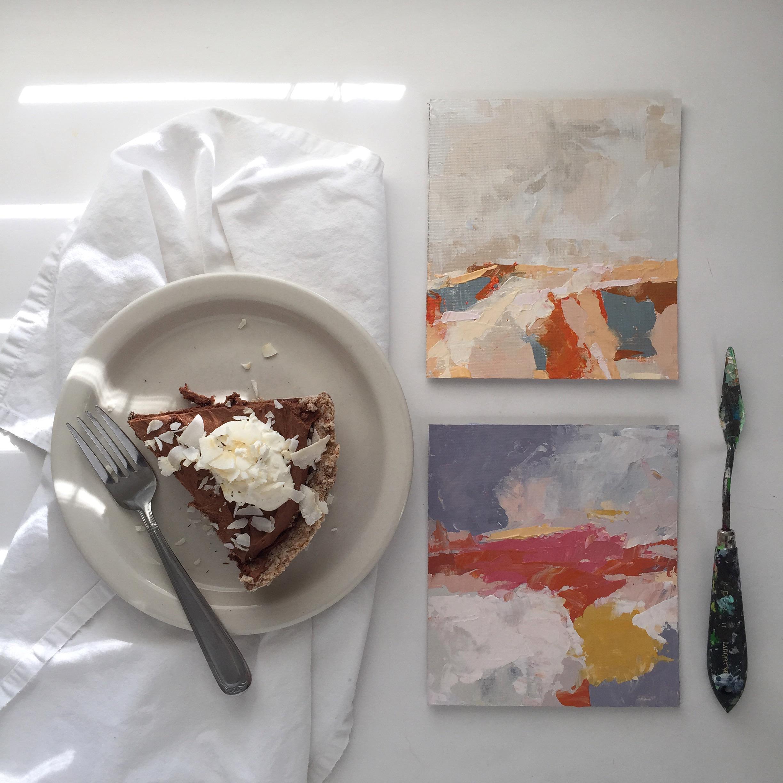 pie | year of creative habits