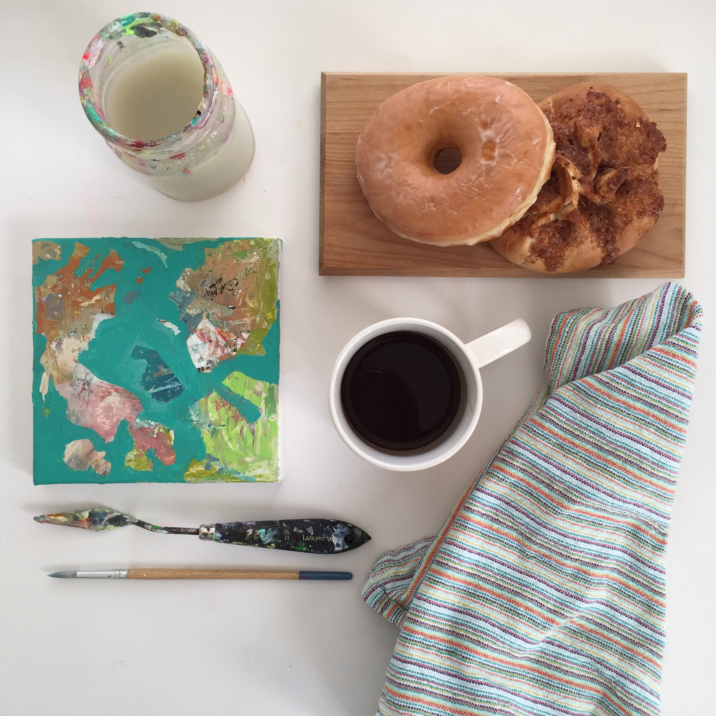 donuts! | year of creative habits