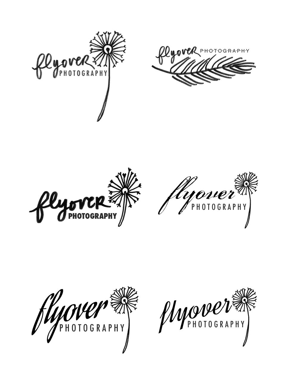 logo process | year of creative habits