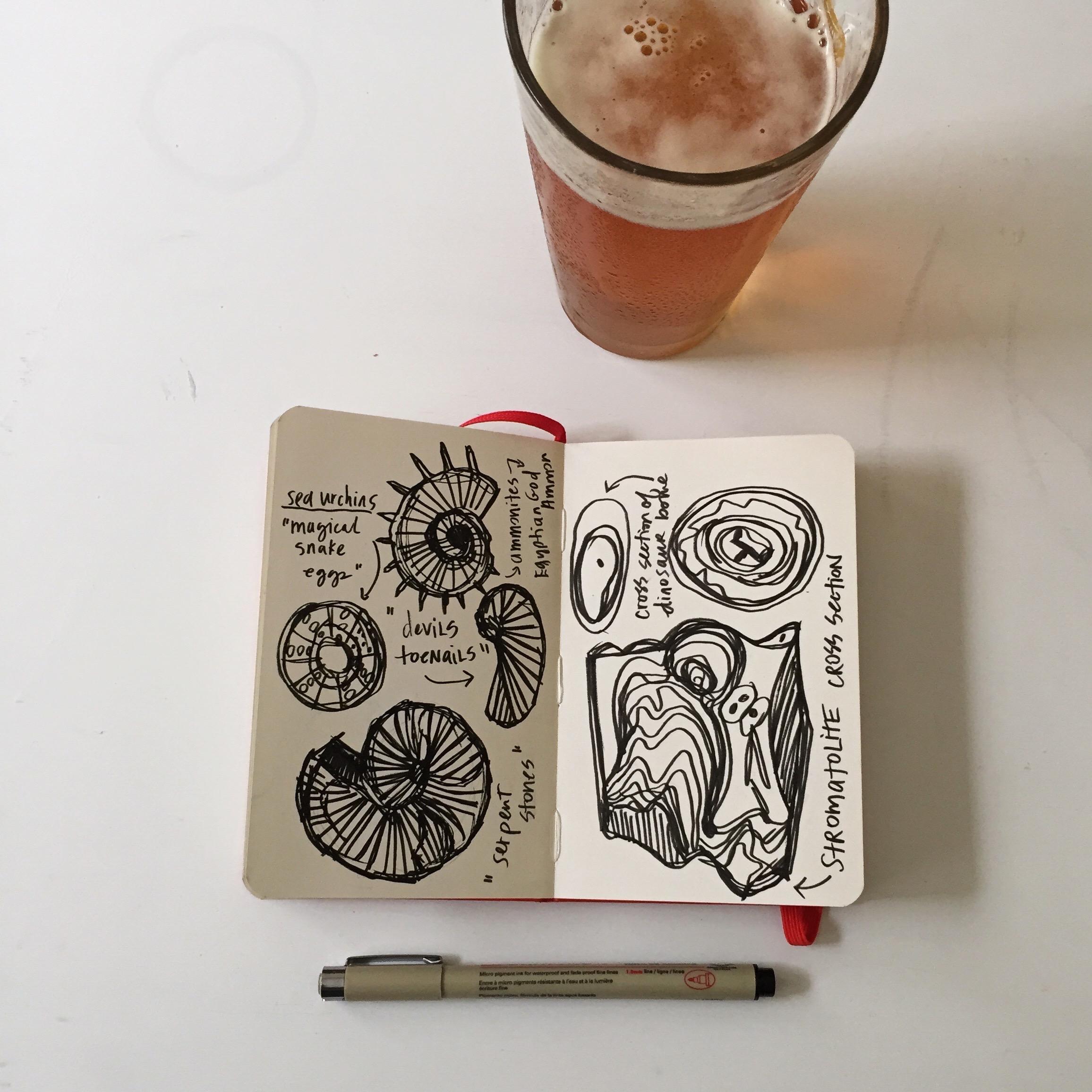 crystal moody   year of creative habits