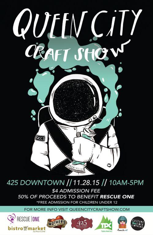 queen city craft show