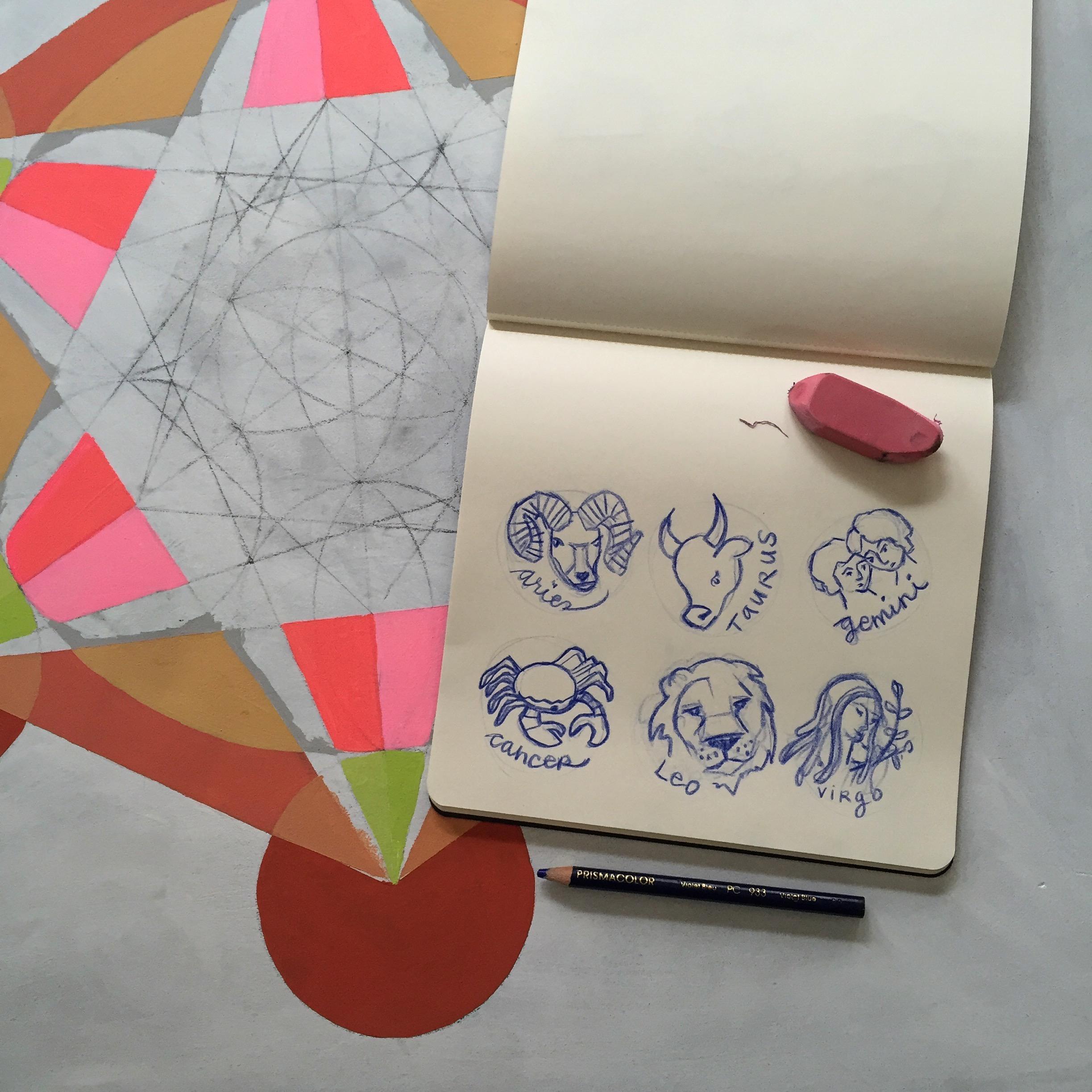 crystal moody | in progress