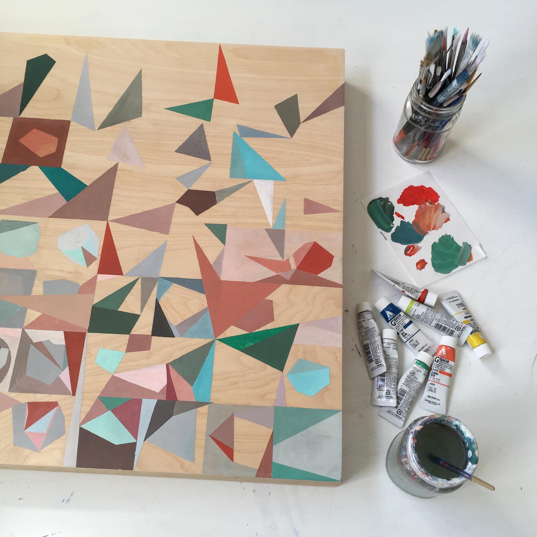 crystal moody | work in progress