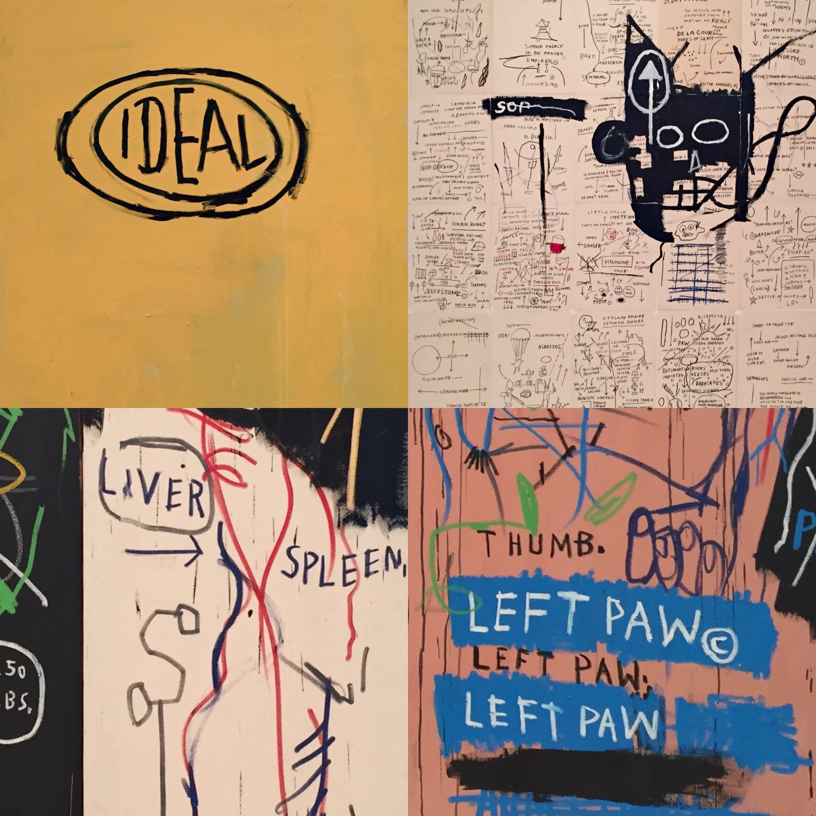 Jean Michel Basquiat | The High Museum of Art