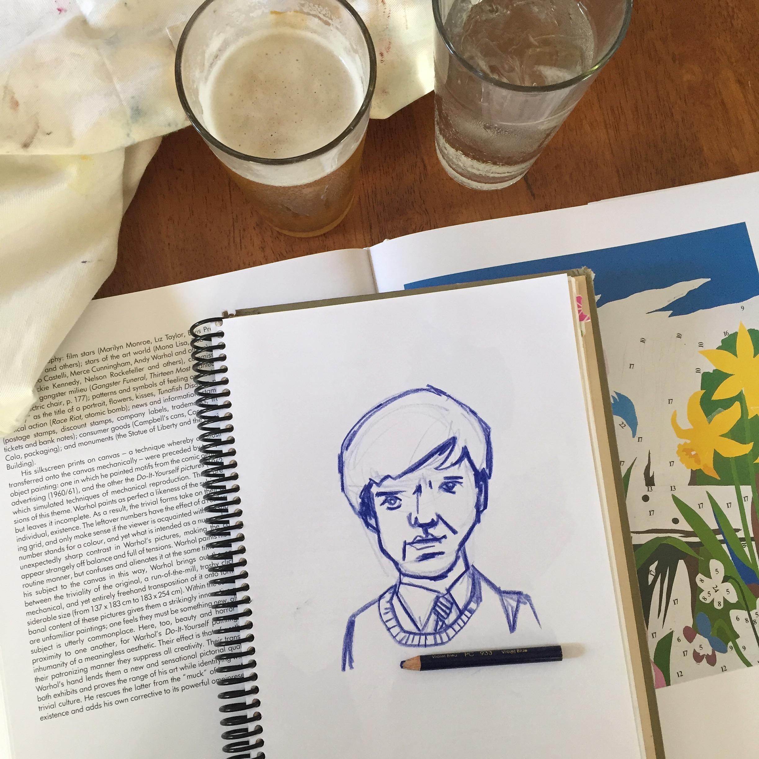 crystal moody   sketchbook
