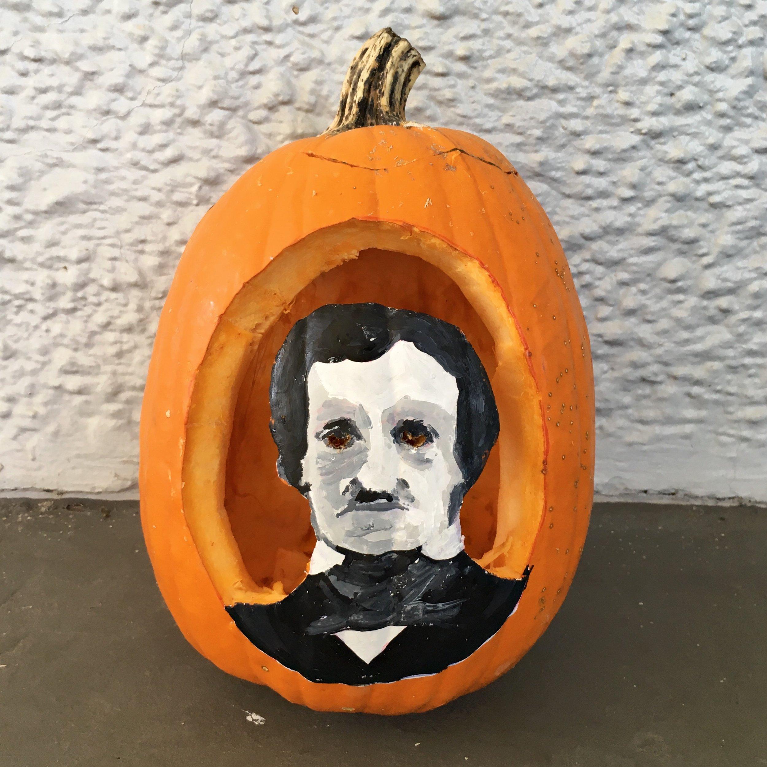 crystal moody | Monday Mourning: Edgar Allan Poe