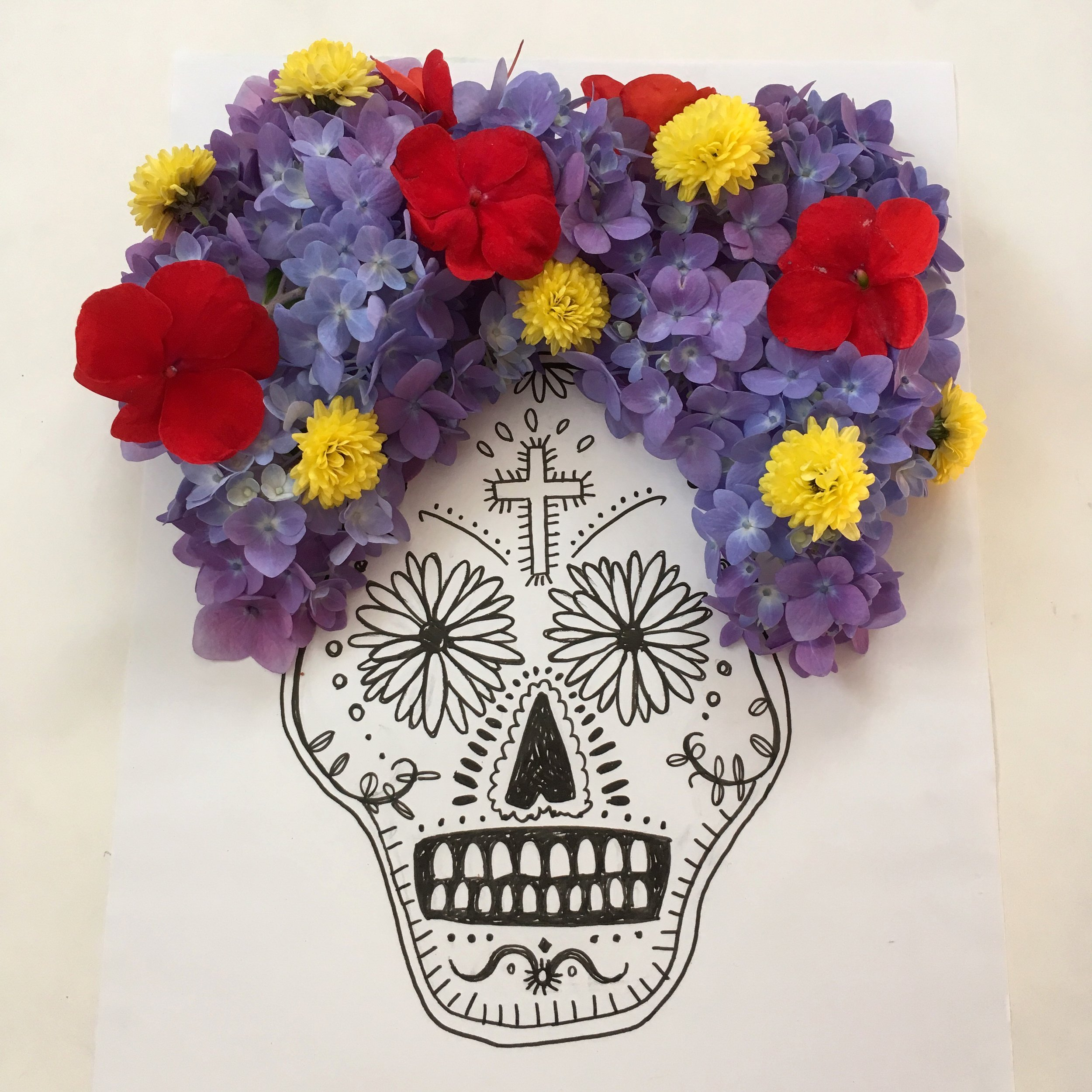 crystal moody | day of the dead