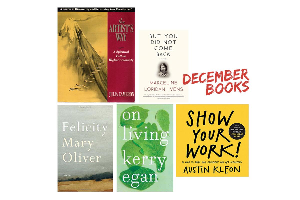 crystal moody | December books