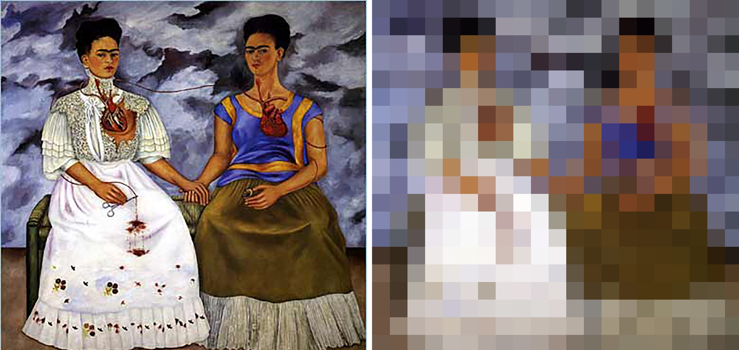 Frida Kahlo | #deadartistssociety