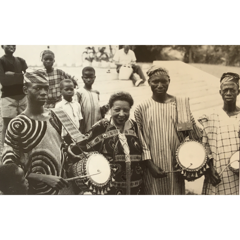 Loïs Mailou Jones in Africa