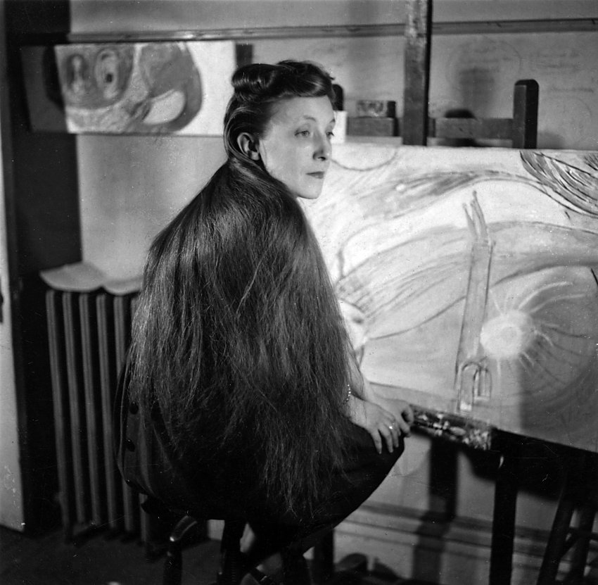 #deadartistssociety Louise Bourgeois
