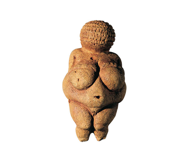 Venus of Willendorf, approx 25,000 BCE