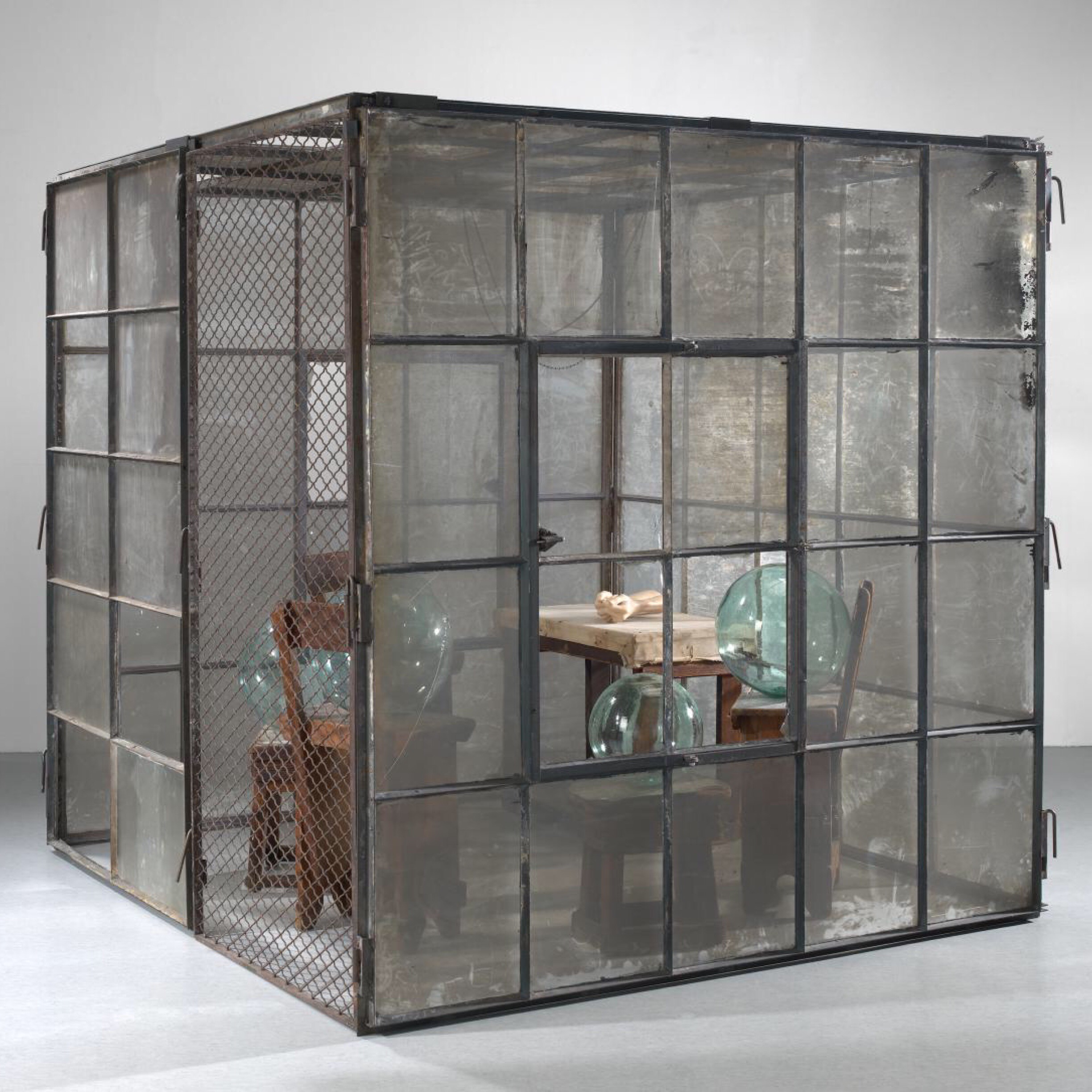 Louise Bourgeois, Cell 1990-1993