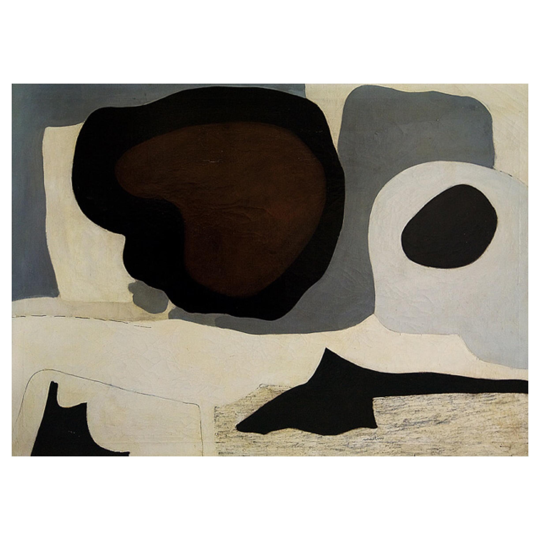 Agnes Martin | Mid-Winter, 1954,