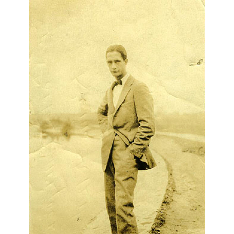 Carlos in Cuba 1924