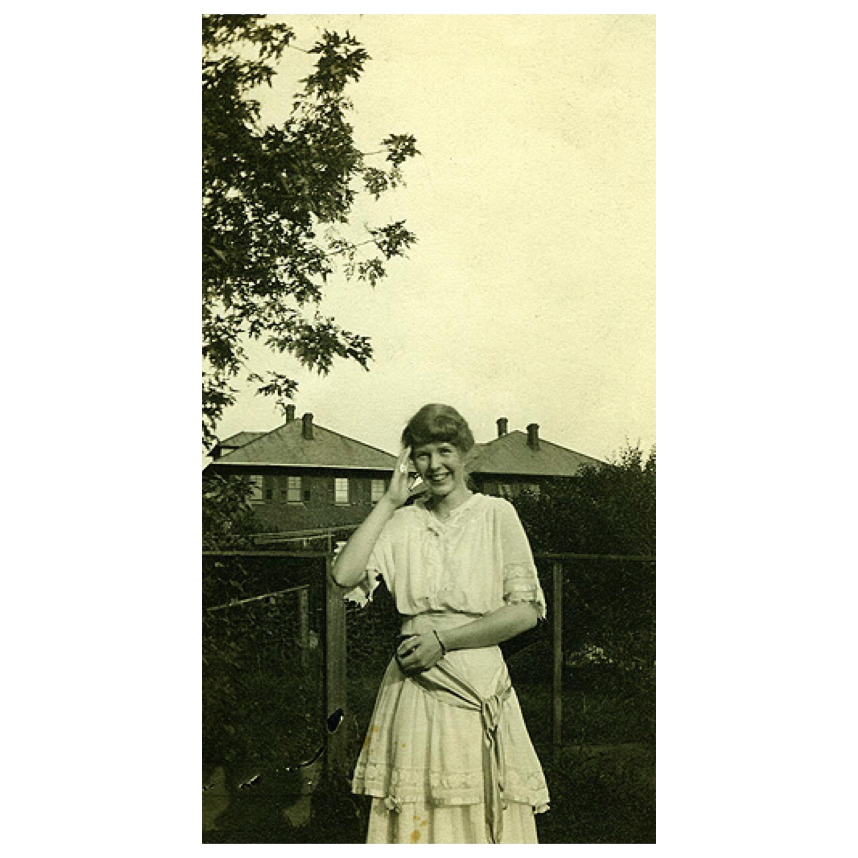 Alice, age 17 in 1917