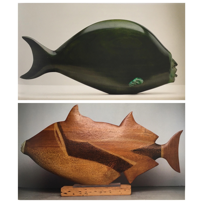 Green Fish, 1970, Triggerfish II 1972