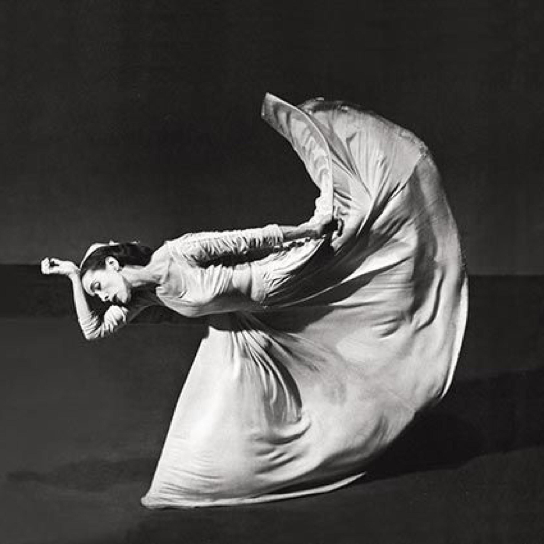 photo of Martha Graham by Barbara Morgan, 1935